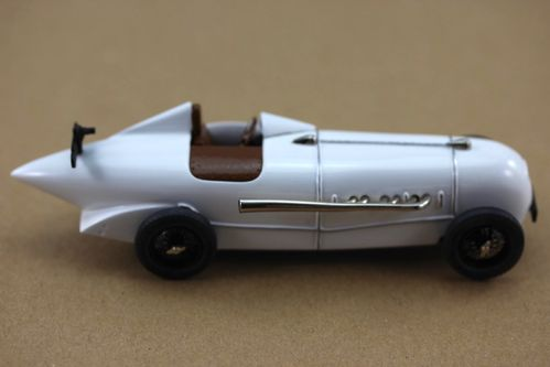 Mercedes Benz SSKL Streamliner 1932