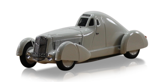 Adler Trumpf Junior Sport 1935 Avus Record Car