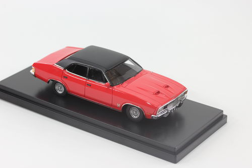Ford Fairmont GXL-Red Flame 1977