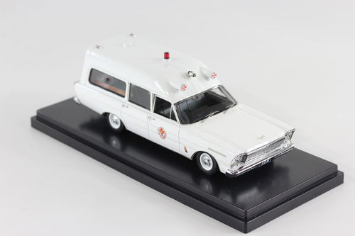 Ford Galaxie 500 Ambulance 1965
