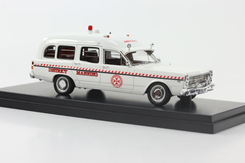 Ford ZD Fairlane Ambulance 1970