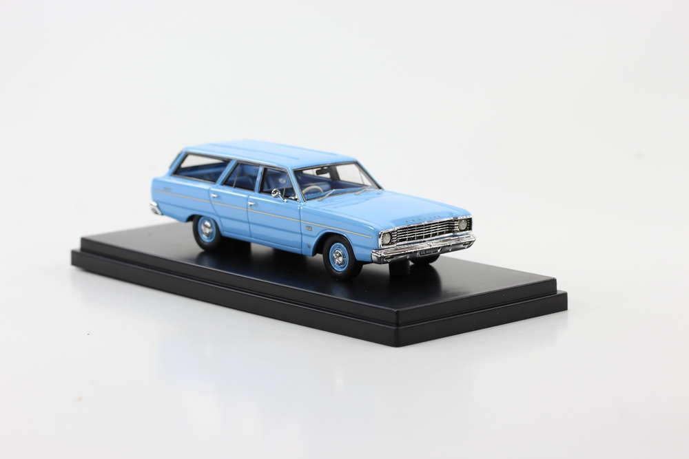 Chrysler VE Valiant Station Wagon 1967 - Autopioneer