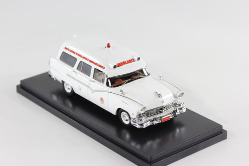 Ford Mainline V8 Ambulance 1957