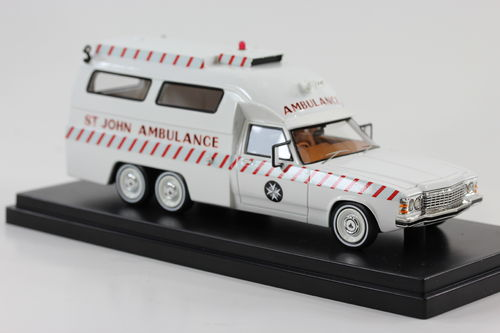 Holden HJ 6 Wheel Ambulance 1982