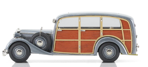 Horch 830BL Woody 1938