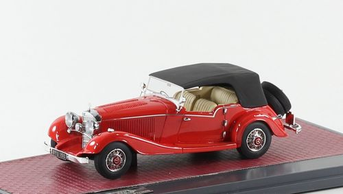 Mercedes-Benz 500K Tourer by Mayfair 1934