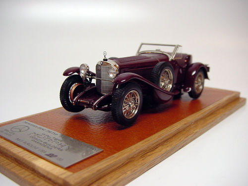 Mercedes-Benz 710 SSK Murphy Roadster 1929