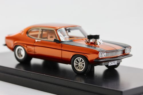 Customised Ford Capri 1971