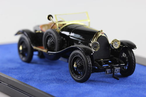 "Bugatti Type 18 Sports Two-Seater ""Black Bess"" 1913"