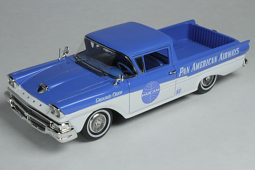 1958 Ford Ranchero Pan American Airways