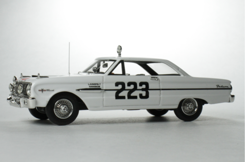 1963 Ford Falcon Montecarlo Rally