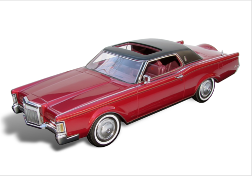 1971 Lincoln Continental Mark III (1:24)