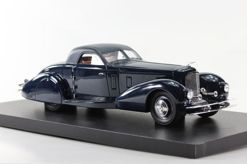 1934 Düsenberg J Walker Coupe 1:24
