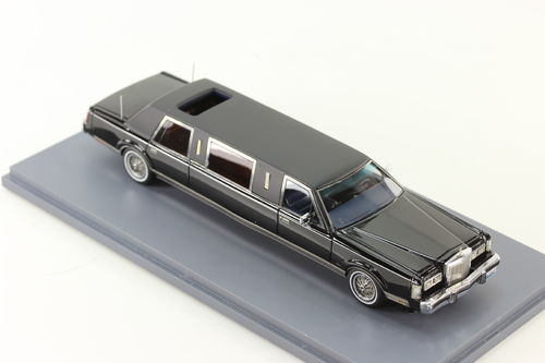 1985 Lincoln Town Car Formal Stretch Limousine