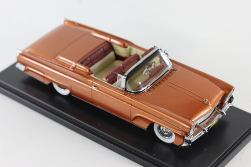 1958 Lincoln Continental MkIII Convertible